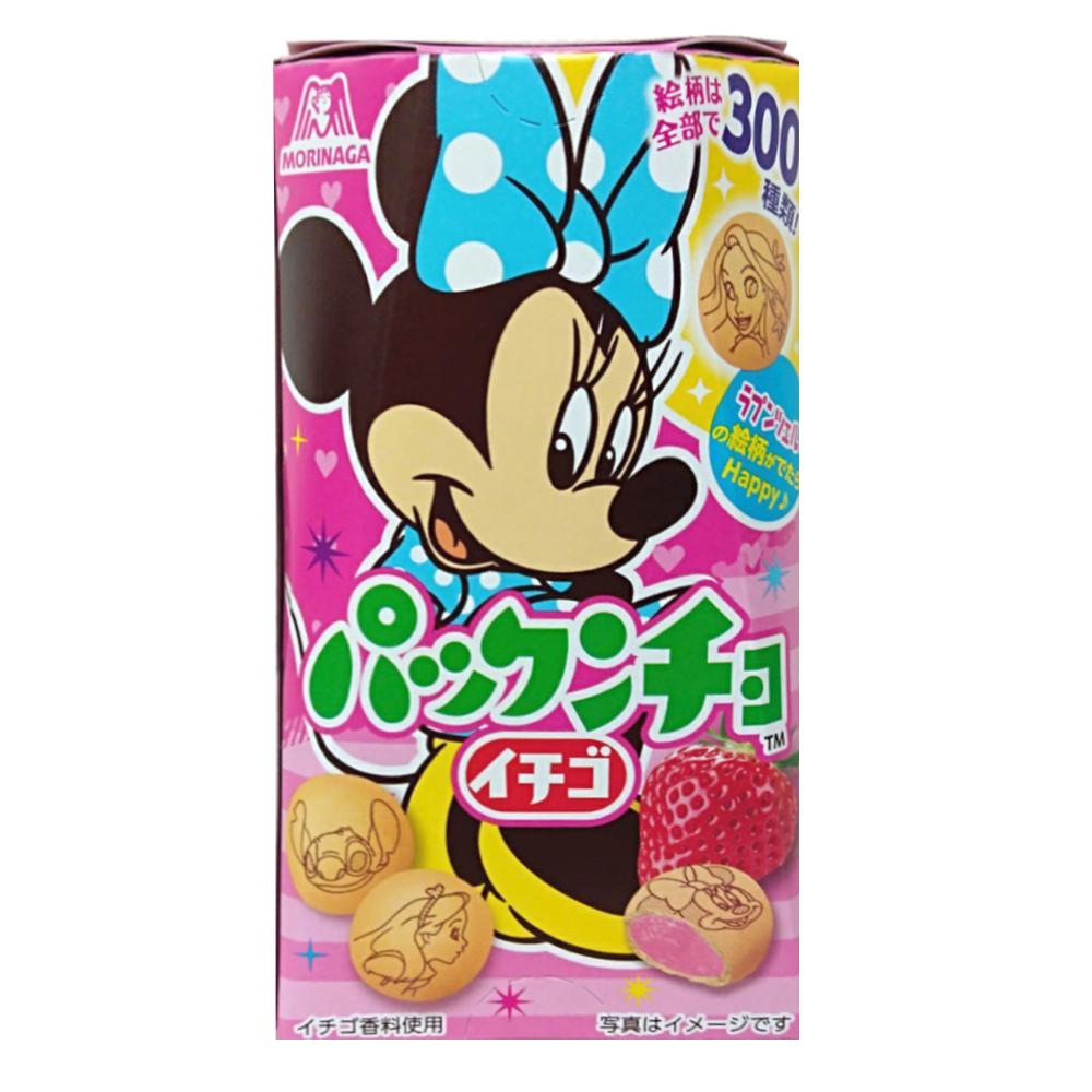 森永製果 草莓可可餅(45g)