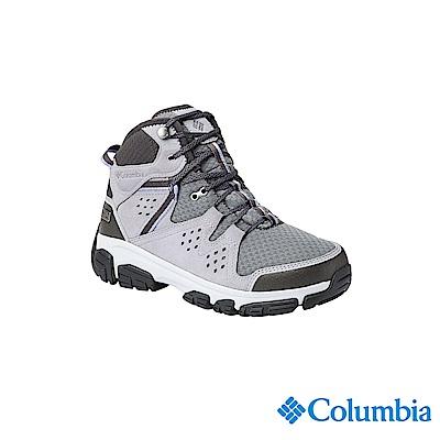 Columbia 哥倫比亞 女款-OD防水登山鞋-灰色 UBL19090GY