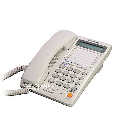 Panasonic 經典雙外線有線電話機 KX-T2378
