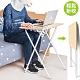 多功能40X60輕便折疊桌 (簡易戶外露營桌/收納床邊桌懶人桌) product thumbnail 1