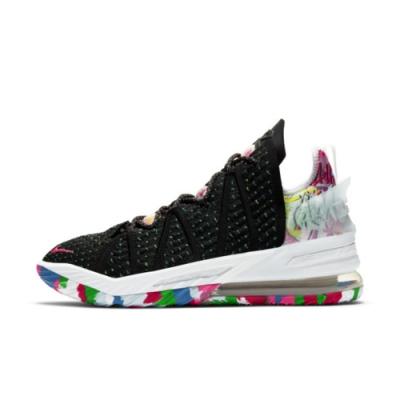 Nike LEBRON XVIII EP 男籃球鞋-黑彩-CQ9284002