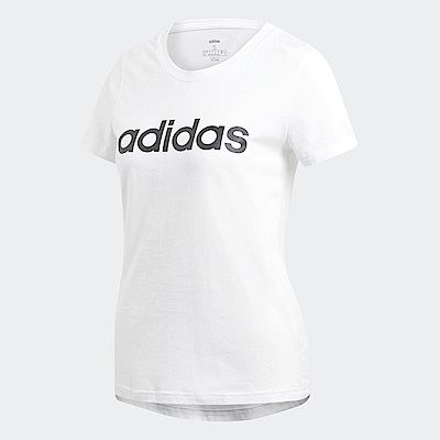adidas 短袖上衣 女 DU0629