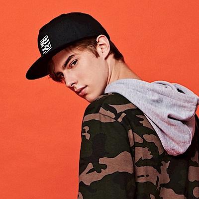 CACO-立體印刷棒球帽-(兩色)-男【QST056】