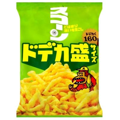 湖池屋 玉米棒-濃厚玉米風味[大](160g)