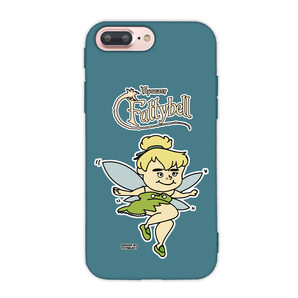 【TOYSELECT】iPhone 7/8 Plus 經典崩壞設計師手機殼:她不是小仙子