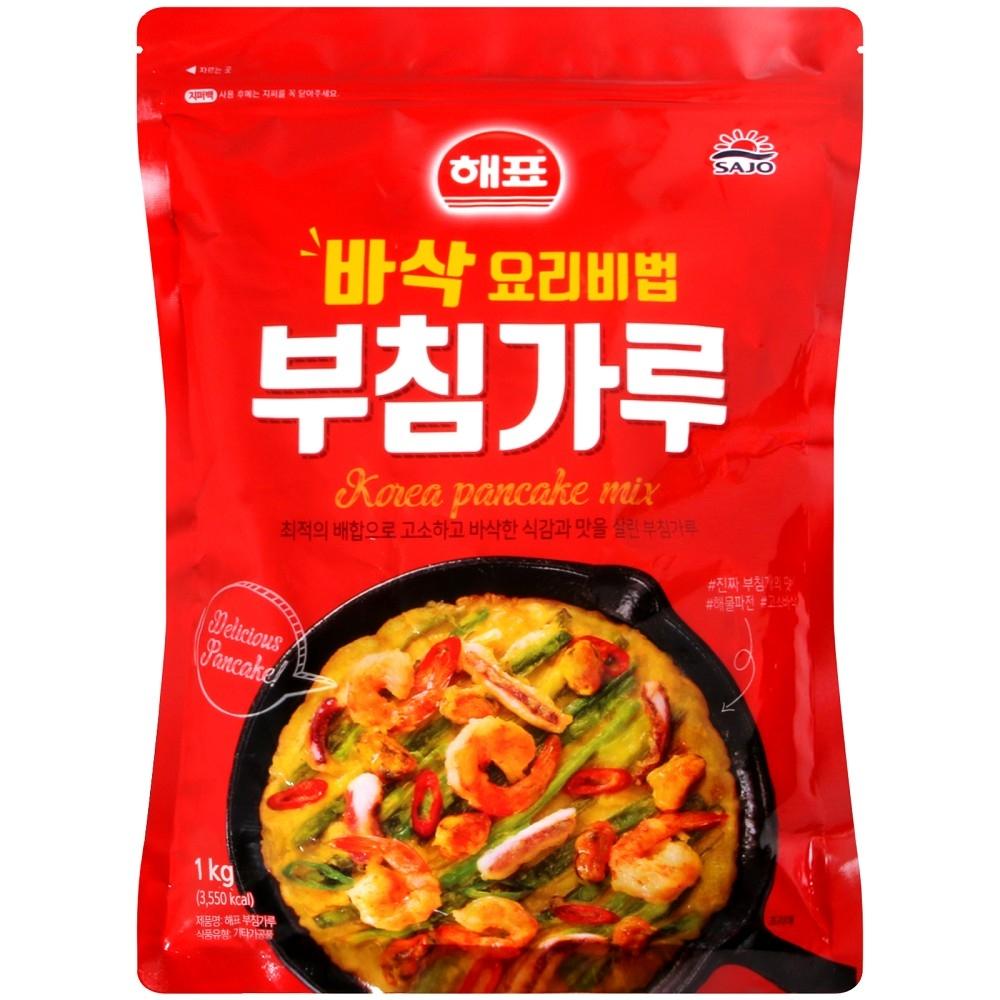 韓式酥脆煎餅粉(1000g)