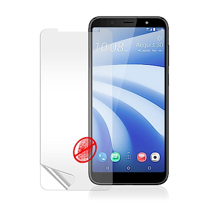 Monia HTC U12 Life 防眩光霧面耐磨保護貼