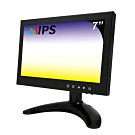 奇巧 7吋IPS LED液晶螢幕顯示器(AV、BNC、VGA、HDMI) IPS07M型