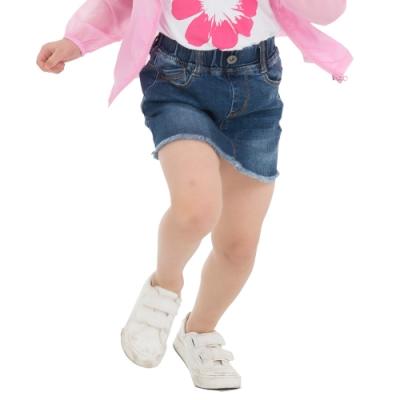【St.Bonalt 聖伯納】女童 牛仔短裙-8121