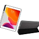 JTLEGEND 2020/2019 iPad 10.2吋 Amos 相機快取多角度折疊布紋皮套(Apple pencil筆槽版)-雅痞灰 product thumbnail 1