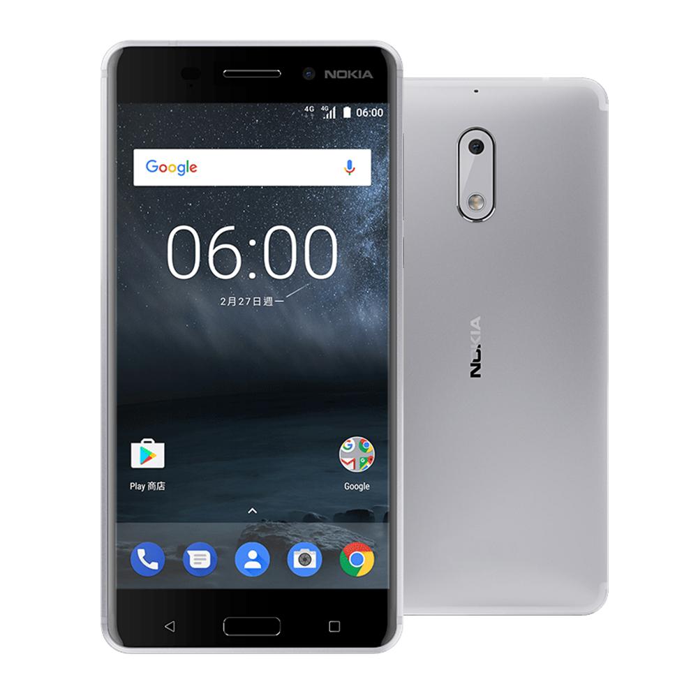 【福利品】NOKIA 6 (4G/32G) 八核心5.5吋智慧手機