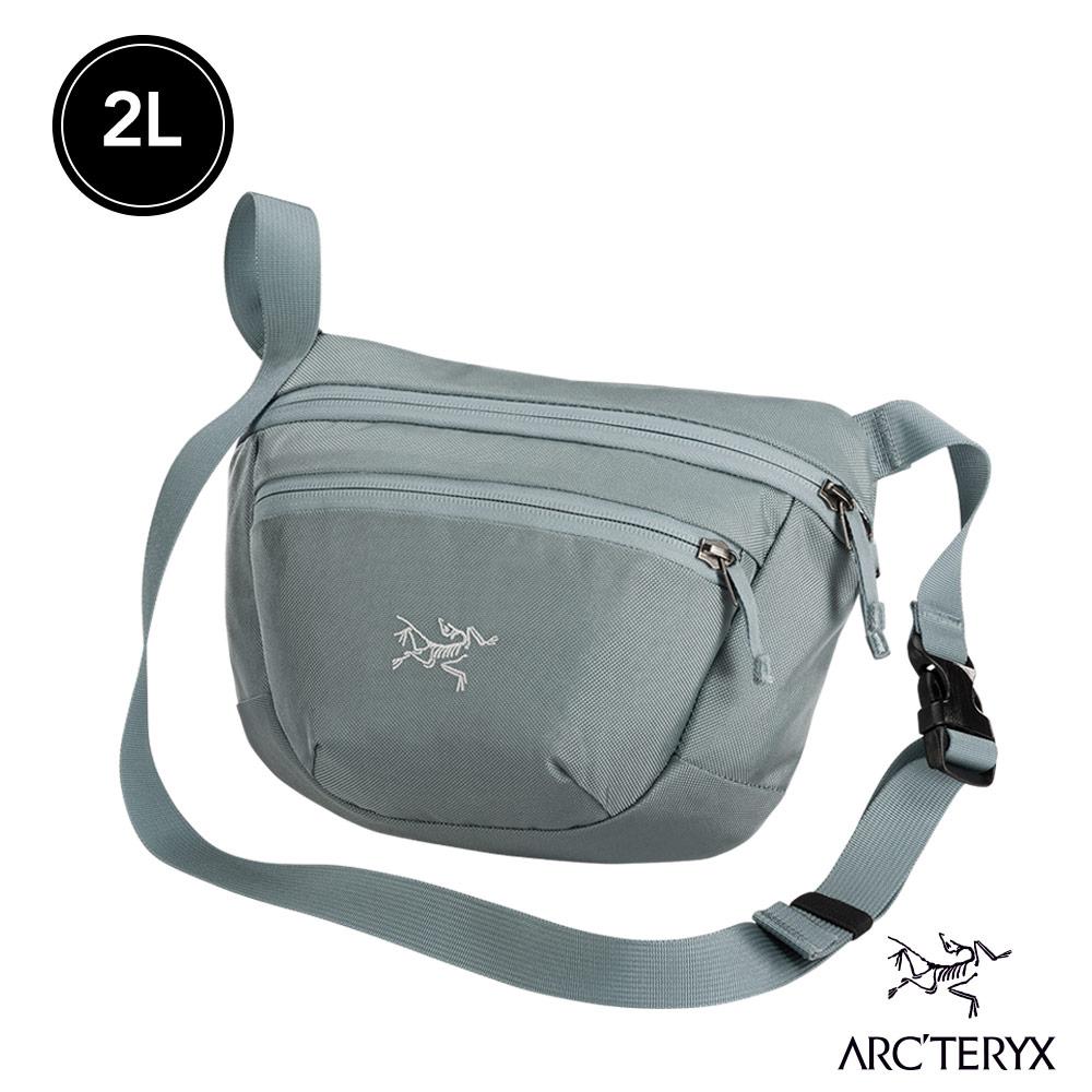 Arcteryx 始祖鳥 24系列 Maka 2L 多功能腰包 機械灰