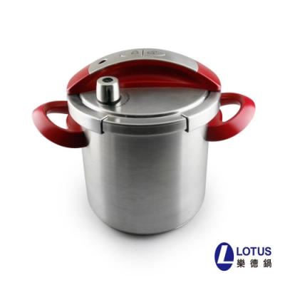 LOTUS樂德-新完美壓力鍋7L-紅色