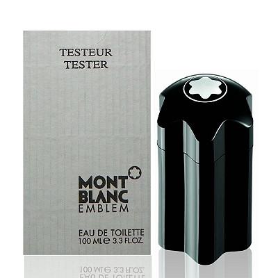Montblanc Emblem 萬寶龍男性淡香水 100ml Tester 包裝 @ Y!購物