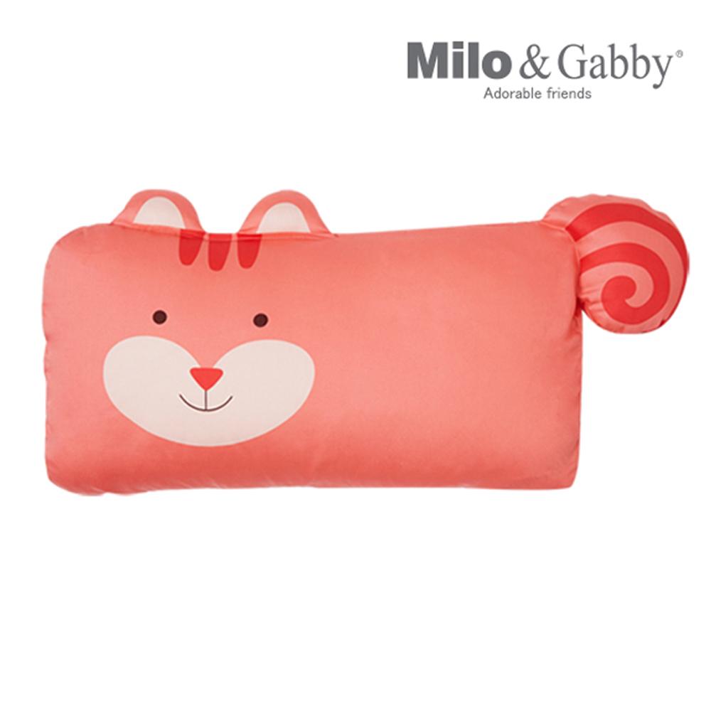 Milo&Gabby 動物好朋友-mini枕頭套(LUCY松鼠)