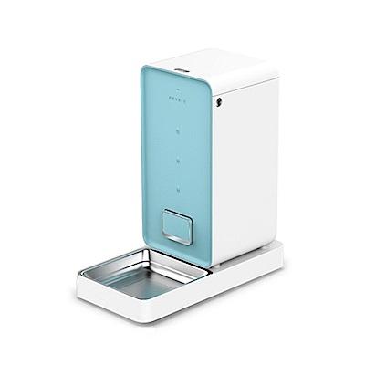 摩達客寵物-Petkit佩奇 智能寵物餵食器-藍白色-德國紅點設計大獎