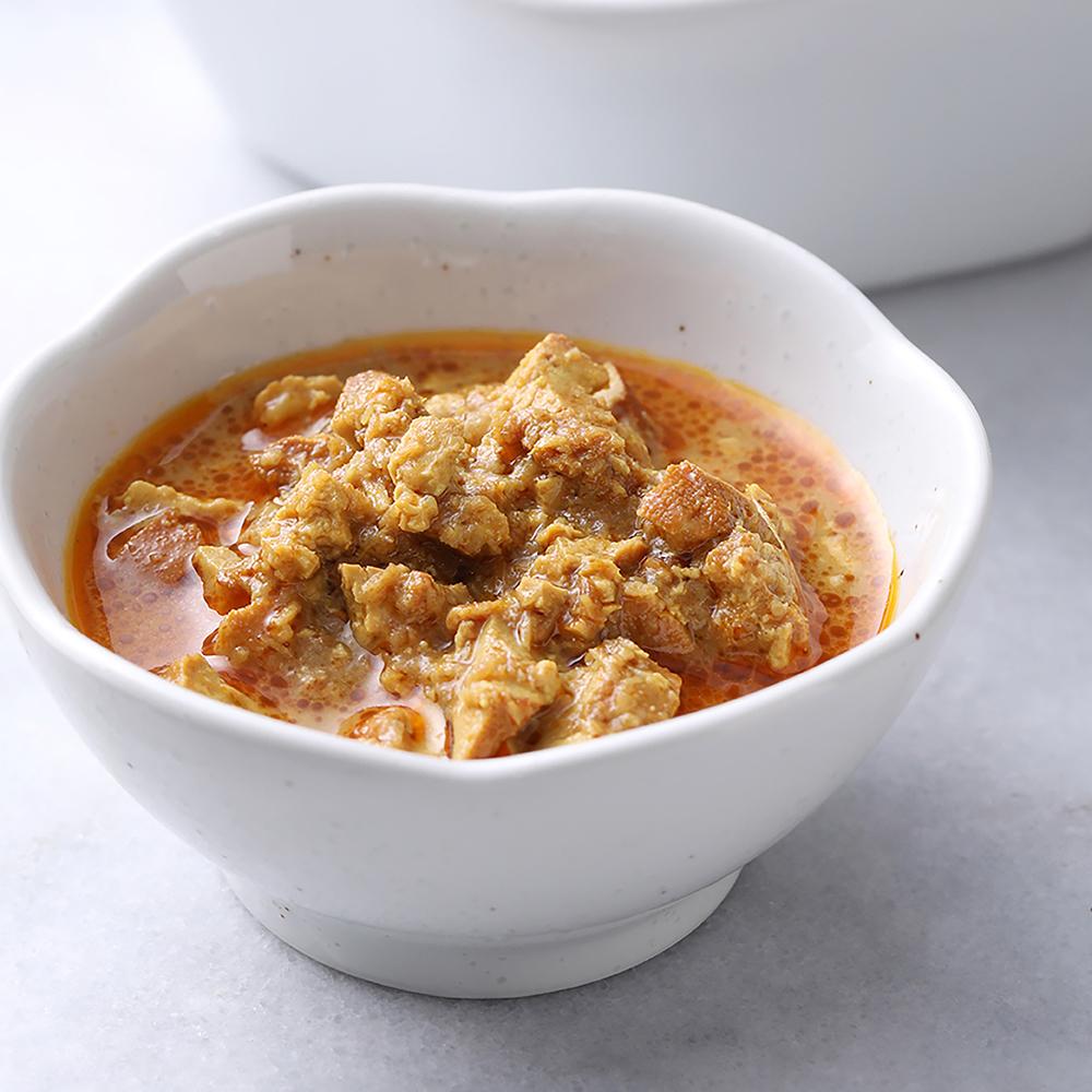 花蓮家咖哩 南洋咖哩乾拌麵醬-綜合(120gx6包)
