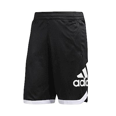 adidas 短褲 Badge of Sport 運動休閒 男款