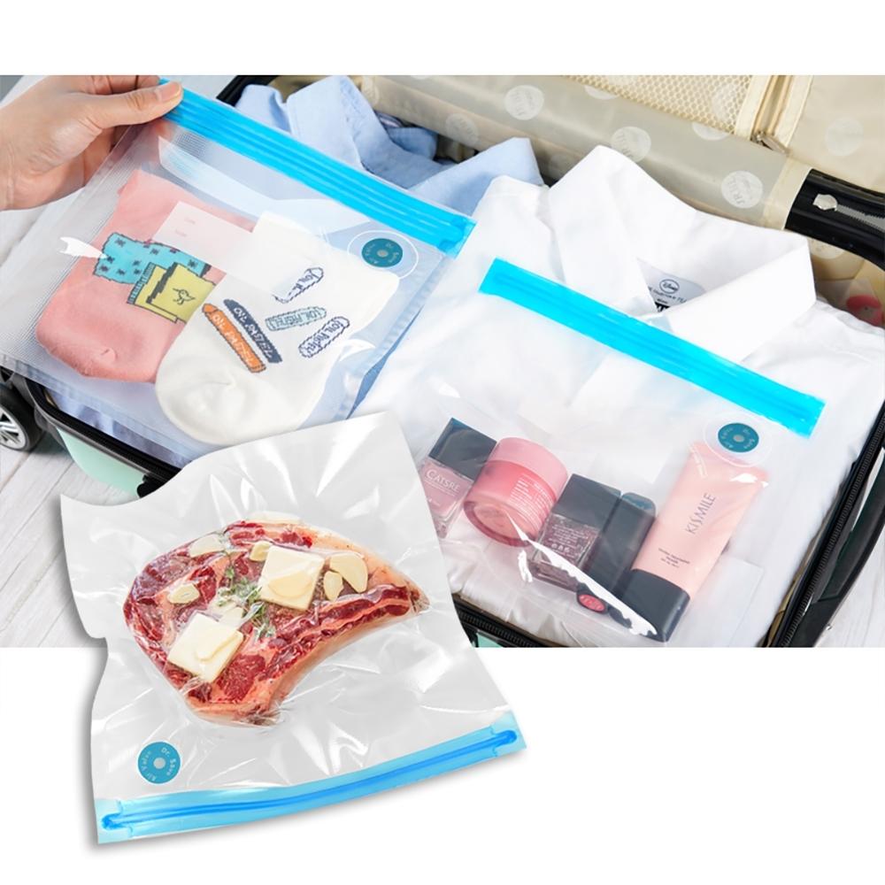 摩肯Dr.Save 食品真空保鮮袋小組10入(無主機)(快)