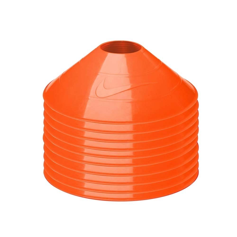 NIKE 碟形訓練用具 螢光橘