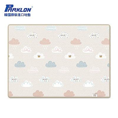 【PARKLON】韓國帕龍SILLKY 輕量防刮單面加厚 1.7CM 地墊 - 雲朵寶寶
