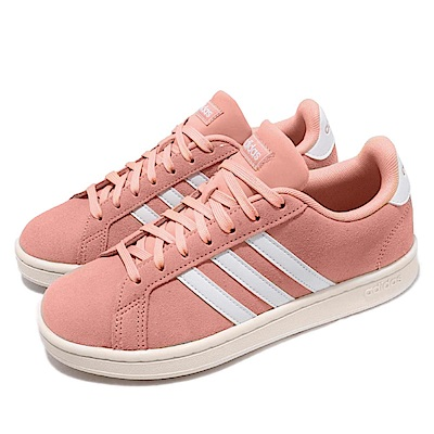 adidas 休閒鞋 Grand Court 運動 女鞋