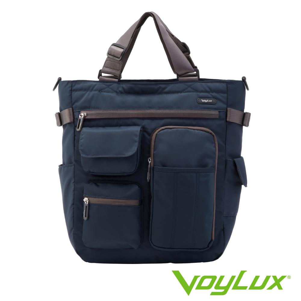 VoyLux 伯勒仕-Clebag城市快捷-輕量四合多功能托特包藍色-3681319