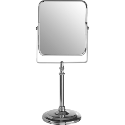 《Premier》Cassini長方高腳桌鏡(銀36cm)