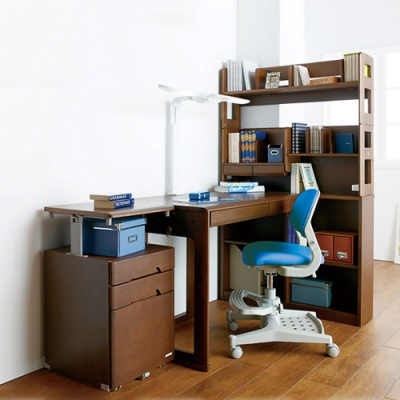 KOIZUMI_WD兒童成長書桌組WDS-874