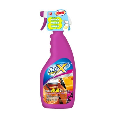 【BOTNY汽車/居家】皮革保護上光液475ML 汽車美容 洗車場 皮革 真皮 皮椅 皮包