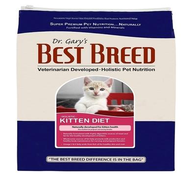 BEST BREED貝斯比-幼貓高營養配方 15LBS(6.8KG) 幼貓與孕乳貓適用(贈全家禮卷50元1張)