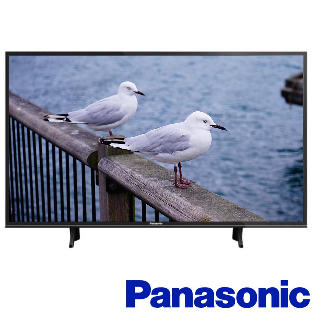 Panasonic國際 49吋 4K 智慧聯網液晶顯示器+視訊盒TH-49FX600W