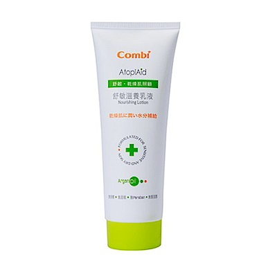 【麗嬰房】Combi 舒敏滋養乳液230ml