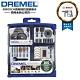 美國 Dremel 精美牌 710-08 通用豪華106 刻磨 套裝組 雕刻 清潔 拋光 切割 product thumbnail 1