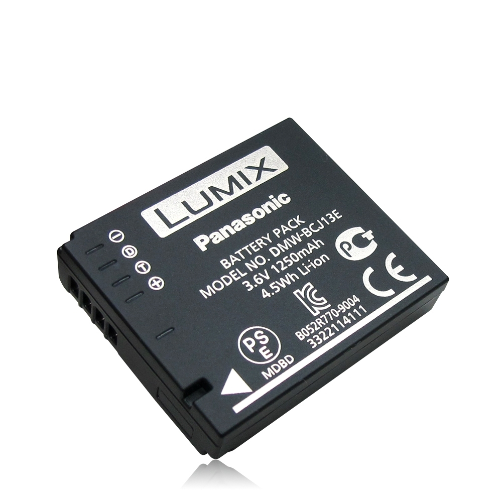 Panasonic DMW-BCJ13GK/BCJ13E/BCJ13 專用相機原廠電池