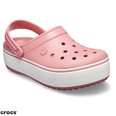 Crocs 卡駱馳 (中性鞋) 厚底卡駱班 205434-6PH