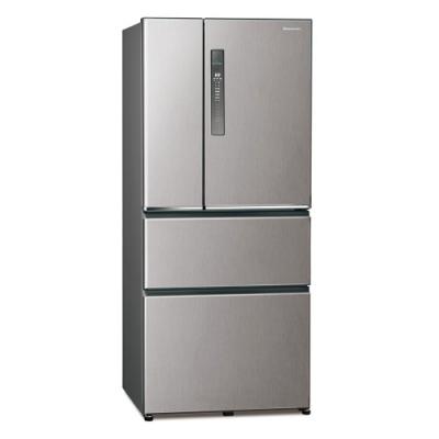 Panasonic 國際牌610公升一級能效四門變頻冰箱 NR-D611XV-L絲紋灰