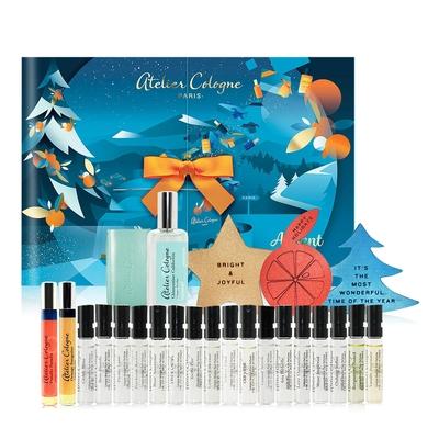 Atelier Cologne 歐瓏香水 Advent Calendar 倒數月曆-國際航空版