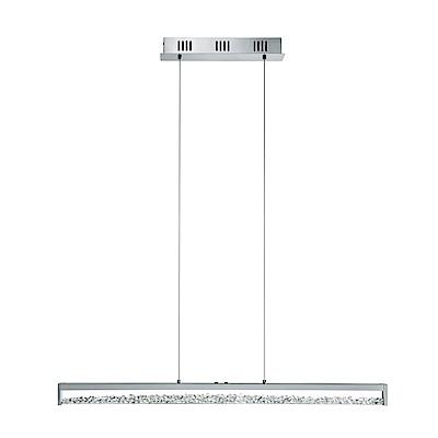 EGLO歐風燈飾 歐式奢華橫桿式水晶玻璃吊燈