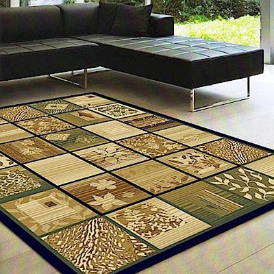 范登伯格 - 薩緹亞 進口地毯 - 繽紛彩 (140x190cm)