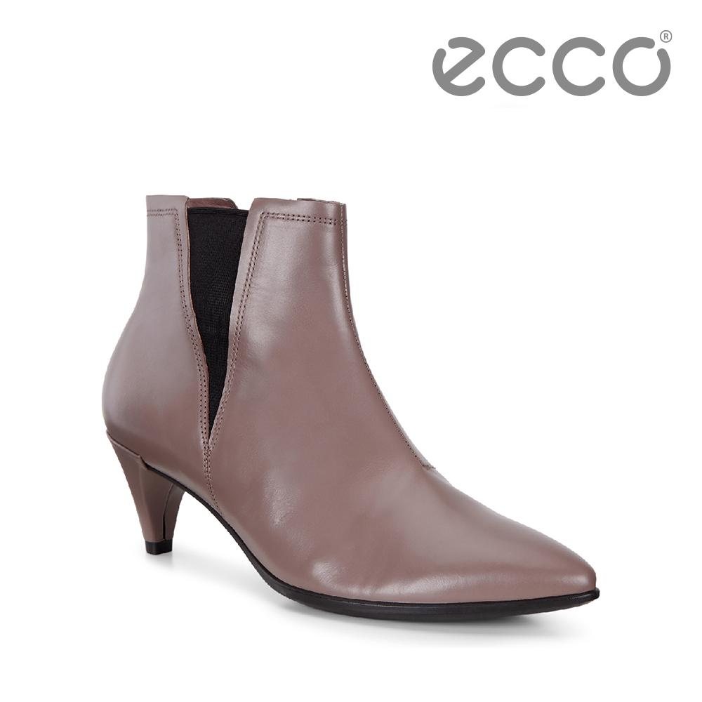 [雅虎獨家特談]ECCO 全真皮 正裝平底 短靴 舒適休閒鞋 經典色 多款任選 product image 1