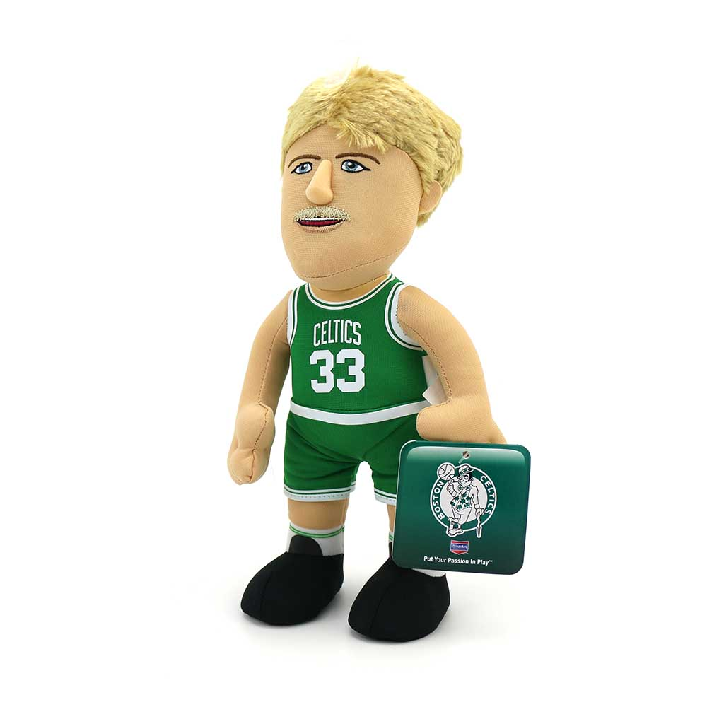 NBA Q版娃娃 塞爾提克 Larry Bird