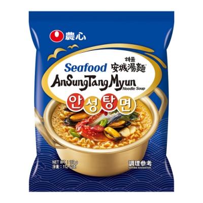 農心 安城湯麵-海鮮味(112g)