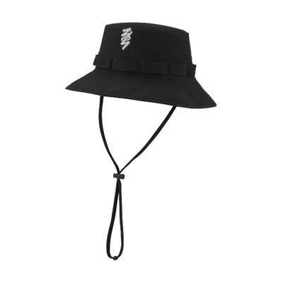 Nike JORDAN BUCKET ZION BB CAP 抽繩 漁夫帽 -黑-DJ6123010
