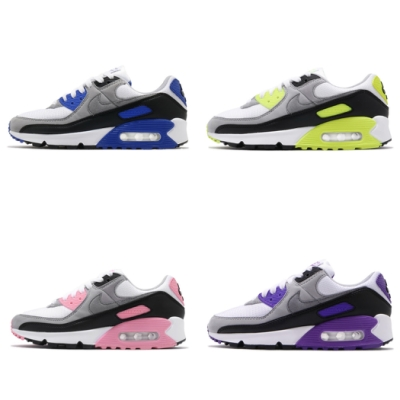 NIKE 休閒鞋 Wmns Air Max 90 經典 氣墊 女鞋 四色單一價 CD0490100 101 102 103