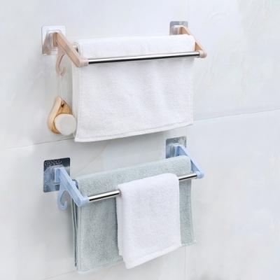 【Cap】魔術無痕收納毛巾架