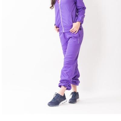 【FIVE UP】女款風衣長褲-紫