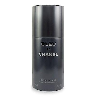 CHANEL 香奈兒 藍色男性體香噴霧 100ml
