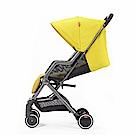 西雅圖 璀沃斯 Diono TT 車 - 輕便型行李式秒收嬰幼兒推車,線性黃