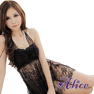 Alice 新款情趣內衣褲性感繩網蕾絲 AK107